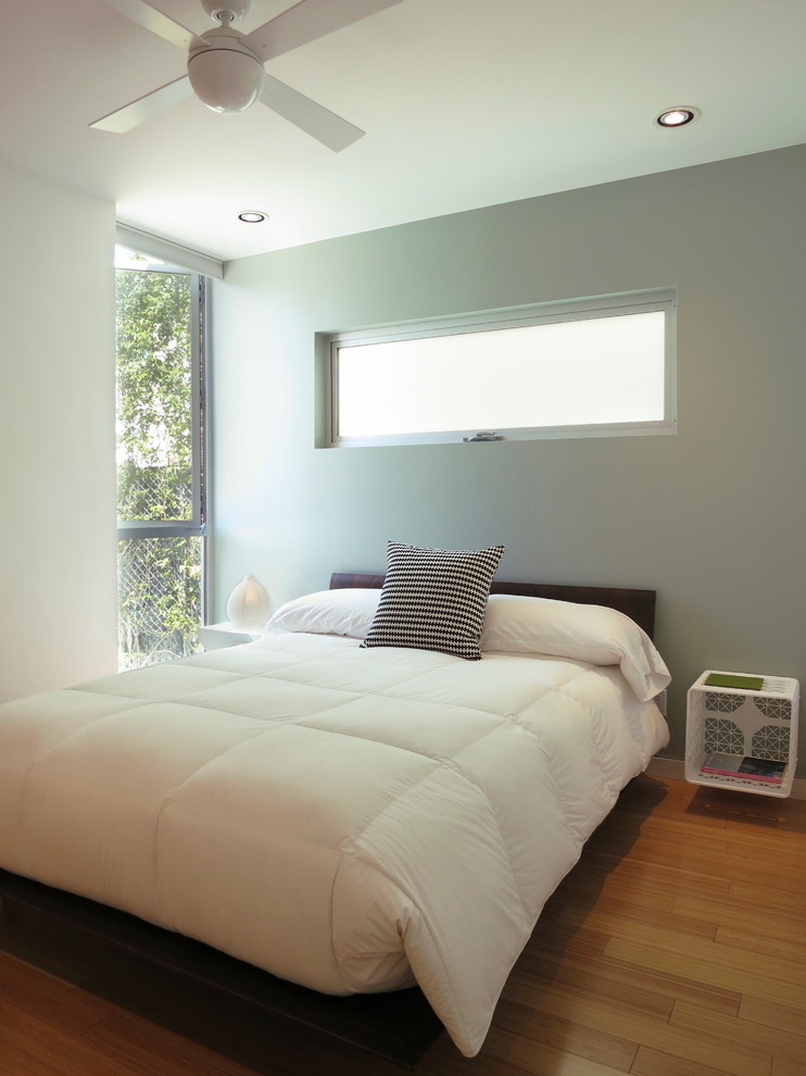 Duvet Comforter Bedroom Modern With Aluminum Windows