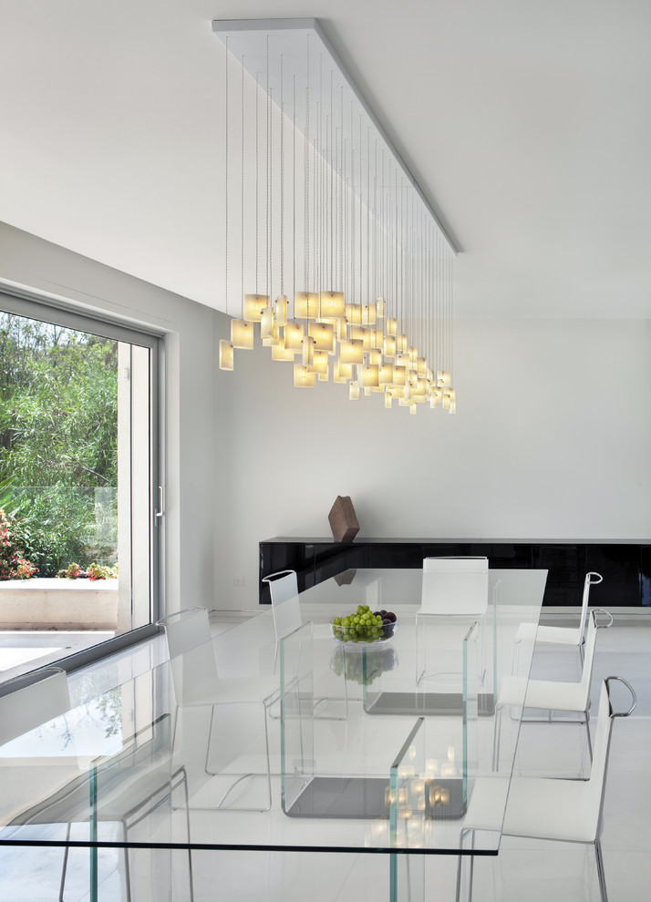 Elastic Table Covers Dining Room Modern with Chandelier Contemporary Dining Room Glass Modern