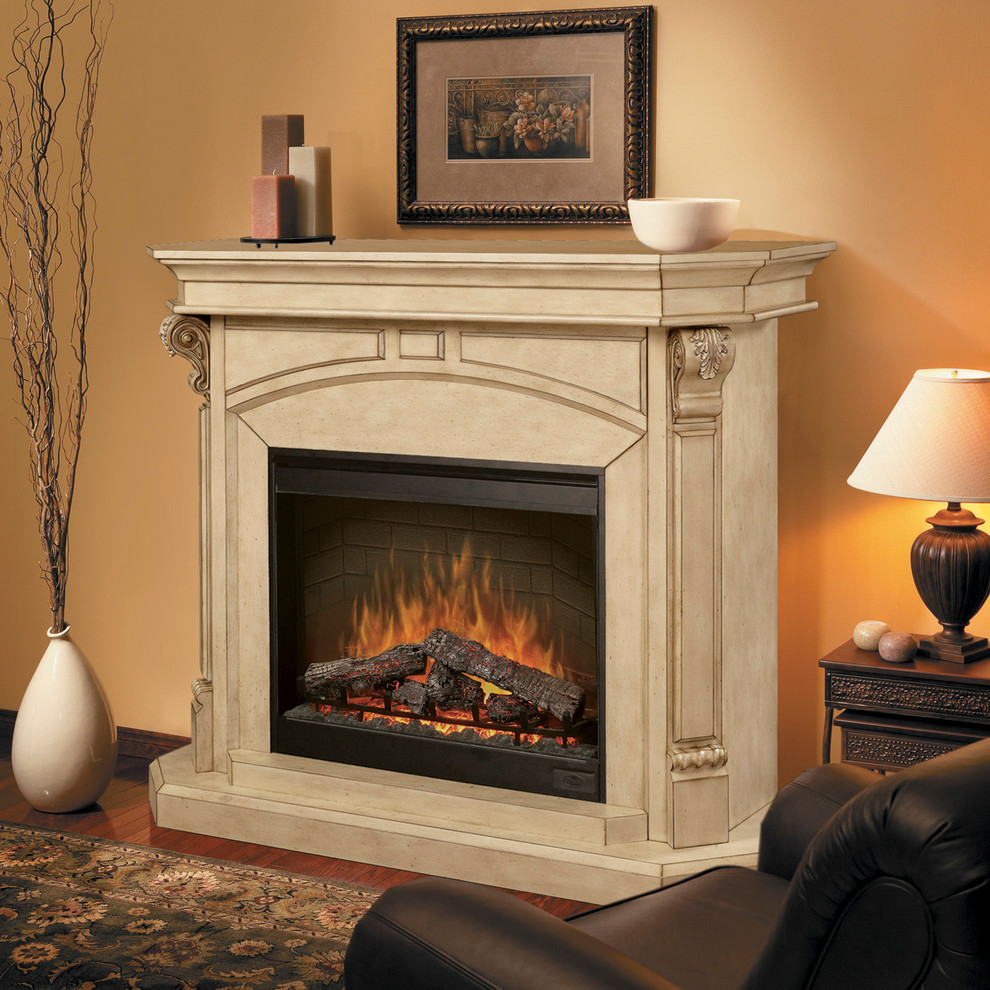 Electric Fireplace Mantels Living Room Traditional with Electric Fireplace Fireplace Mantel Modern Home Decorating Traditional Mantel