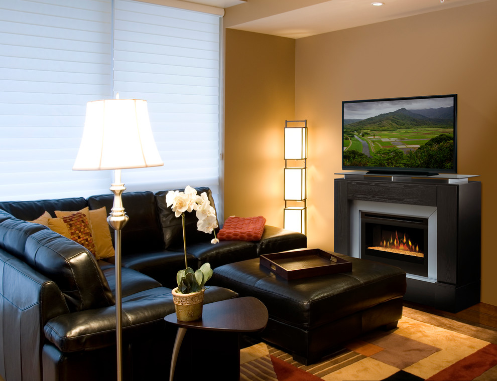 Electric Fireplace Media Console Family Room Contemporary with Contemporary Home Decorating Contemporary Living Room Electric Fireplace Electric Fireplace Media Console1