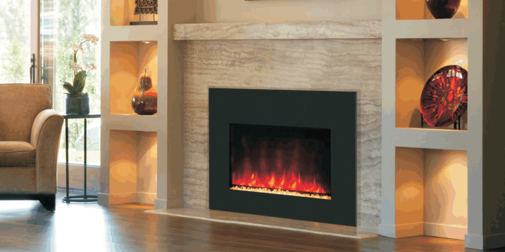Electric Fireplaces Spaces Contemporary with Electric Fireplace Electric Fireplace Insert Electric Fireplace Inserts Electric Fireplaces Fireplace Inserts