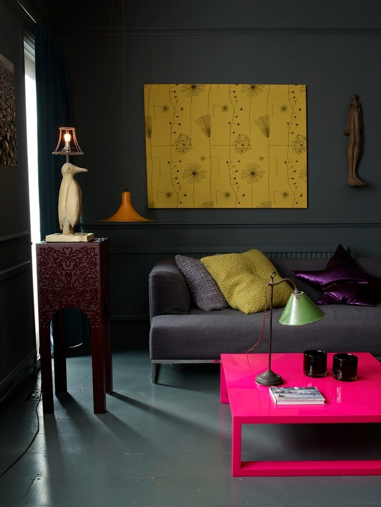 Electric Meat Tenderizer Living Room Eclectic with Abigail Ahern Boho British Eclectic Glam Glamour Living Room Lounge Quirky Sofa1