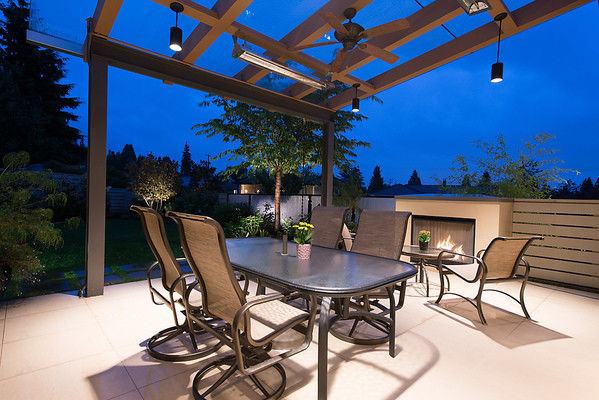 Electric Patio Heaters Spaces Modern with Electric Outdoor Patio Heaters Grey Steel Patio Cover Frame Outdoor Gas Fireplace