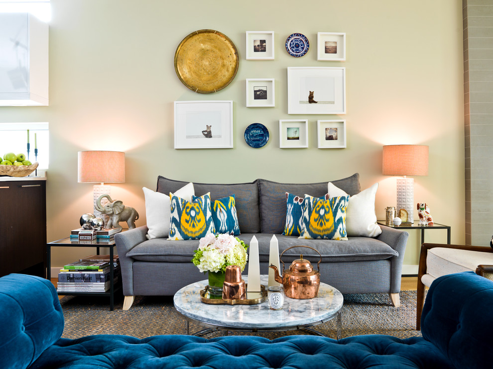End Tables Ikea Living Room Contemporary with Beige Side Chair Beige Wall Blue Tufted Chaise Lounge Blue Tufted Daybed
