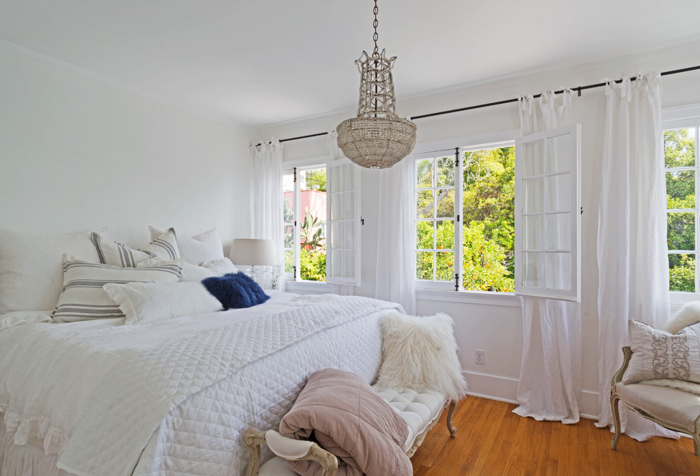 Faux Fur Pillow Bedroom Craftsman with My Houzz