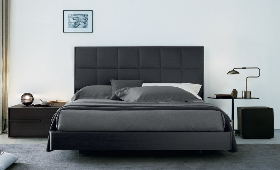 Folding Bed Frame Bedroom Contemporary with Bed Bedroom Big Headboard Italian Jesse King Master Queen Unique
