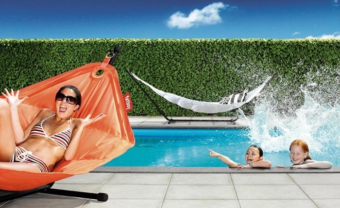 Free Standing Hammock Spaces with Fatboy Hammock Lounge Chair Outdoors Wallpaper