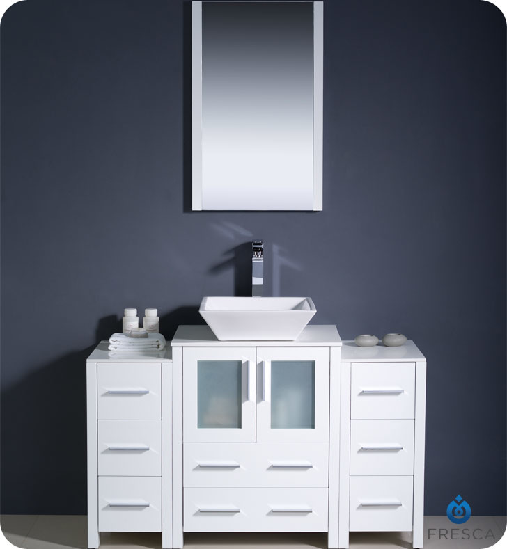 fresca vanity Bathroom Contemporary with contemporary bathroom vanity Fresca Torino fresca vanity