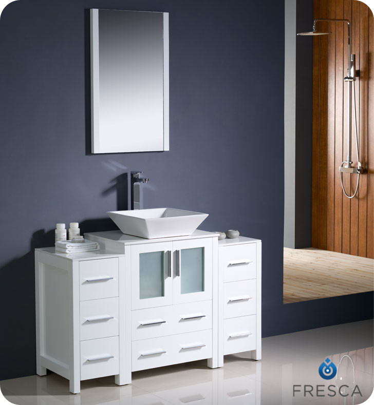 Fresca Vanity Bathroom Contemporary with Contemporary Bathroom Vanity Fresca Torino Fresca Vanity 4