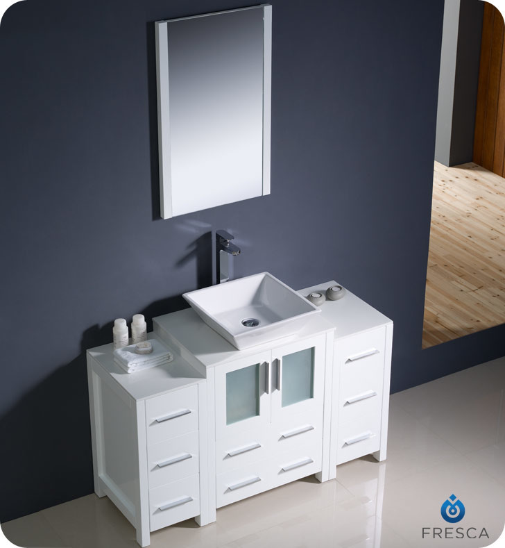 Fresca Vanity Bathroom Contemporary with Contemporary Bathroom Vanity Fresca Torino Fresca Vanity 6