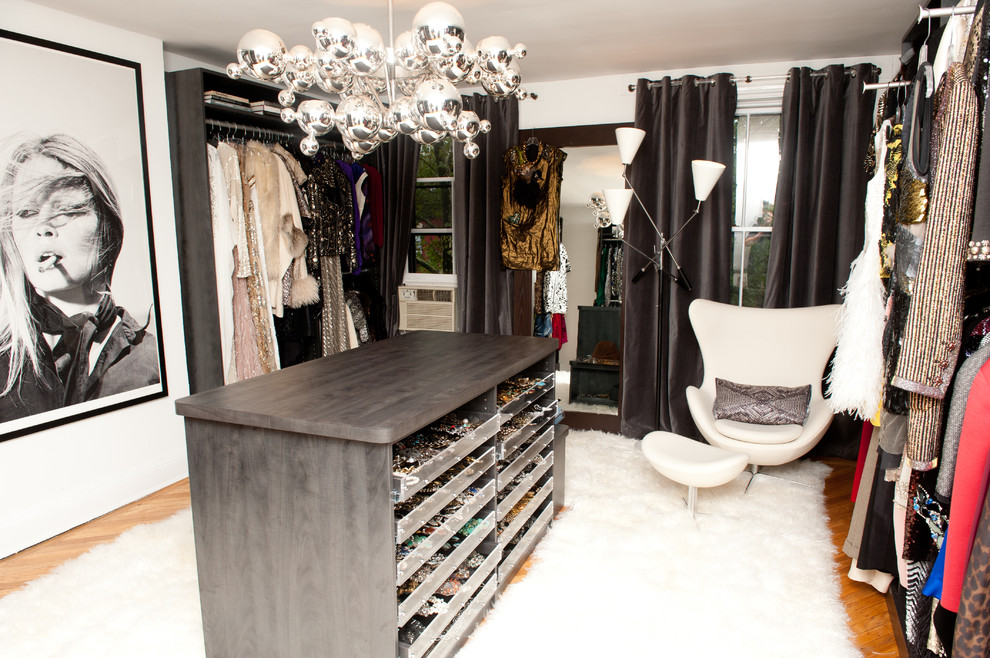 Full Length Mirror With Jewelry Storage Closet Traditional