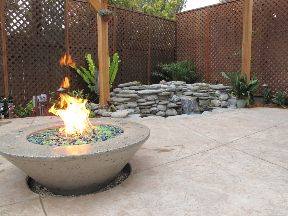 Patio Natural Gas Fire Pits