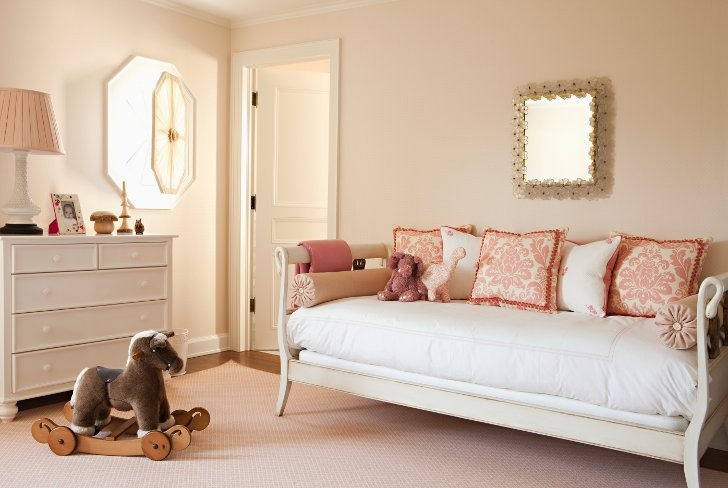 Girls Daybed Kids Transitional with Baby Girls Bedroom Daybed