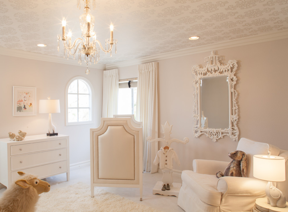 Glider and Ottoman Nursery Traditional with Afk Afk Furniture Art for Kids Brentwood Chest Chandelier Chest Cream Crib