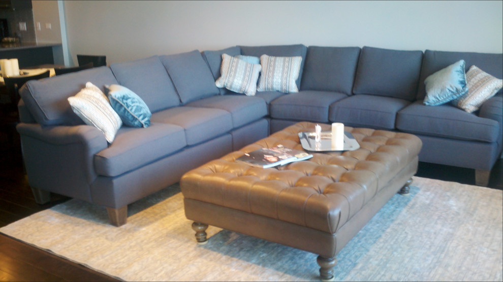 Glider Recliner Living Room Traditional with Area Rug Leather Ottoman Sectional Swivel Glider Recliners 3