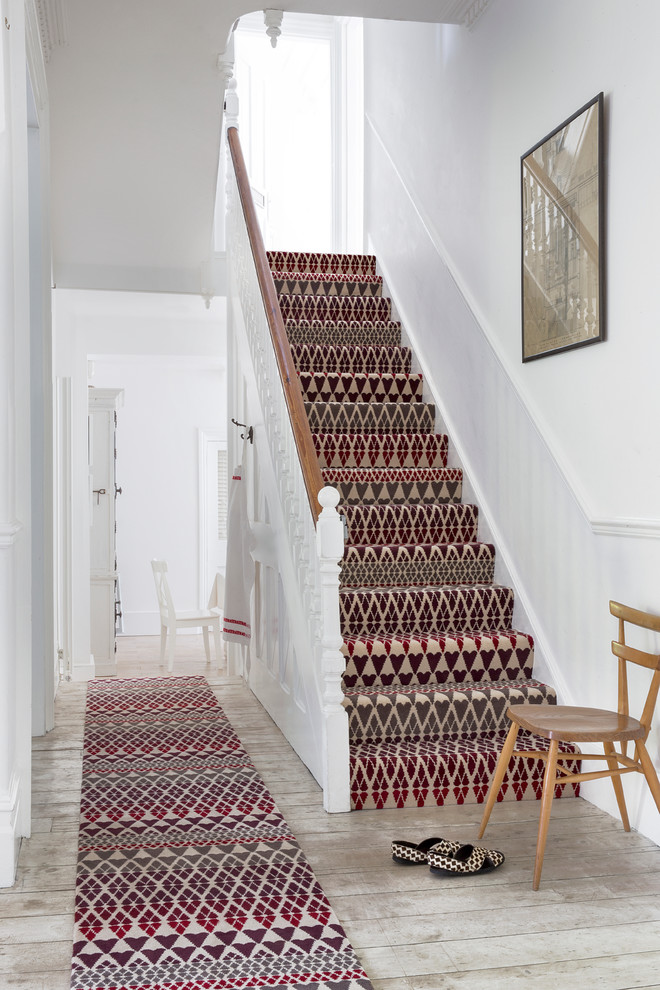 Hallway Runners Staircase Traditional with Colour Hallway Pattern Patterned Carpet Rug Runner Stair Runner Staircase Carpet Staircases
