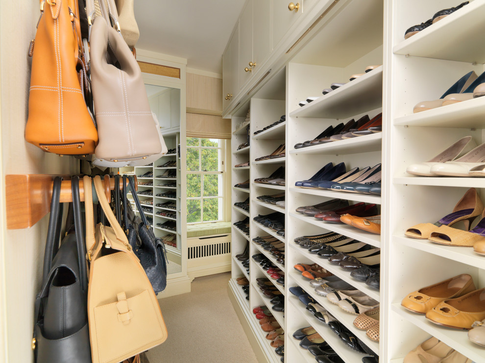 hanging garment bag Closet Traditional with accessory accommodate bag Central London closet coin coin bag collection collection of