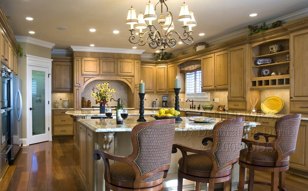 Hansgrohe Kitchen Faucets Kitchen Traditional with Apron Front Sink Bathroom Bedroom Black Cabinets Blinds Brown California Interior Design2
