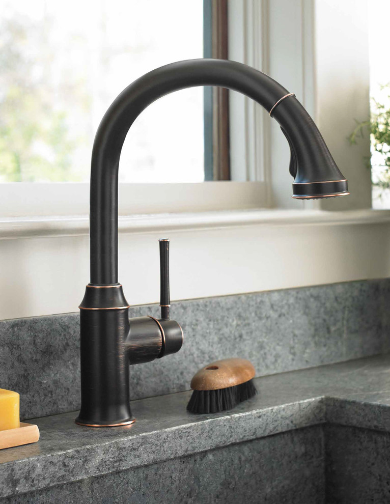 Hansgrohe Talis C Kitchen Traditional with Design Faucet Hansgrohe Kitchen Open Sink Traditional