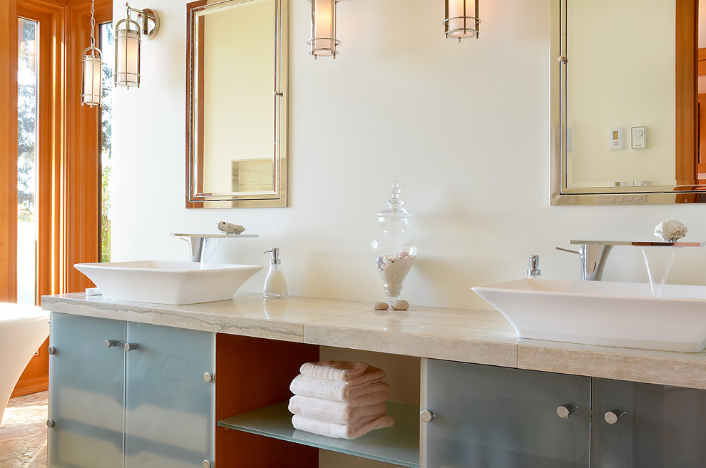 Hudson Valley Lighting Bathroom Contemporary with None