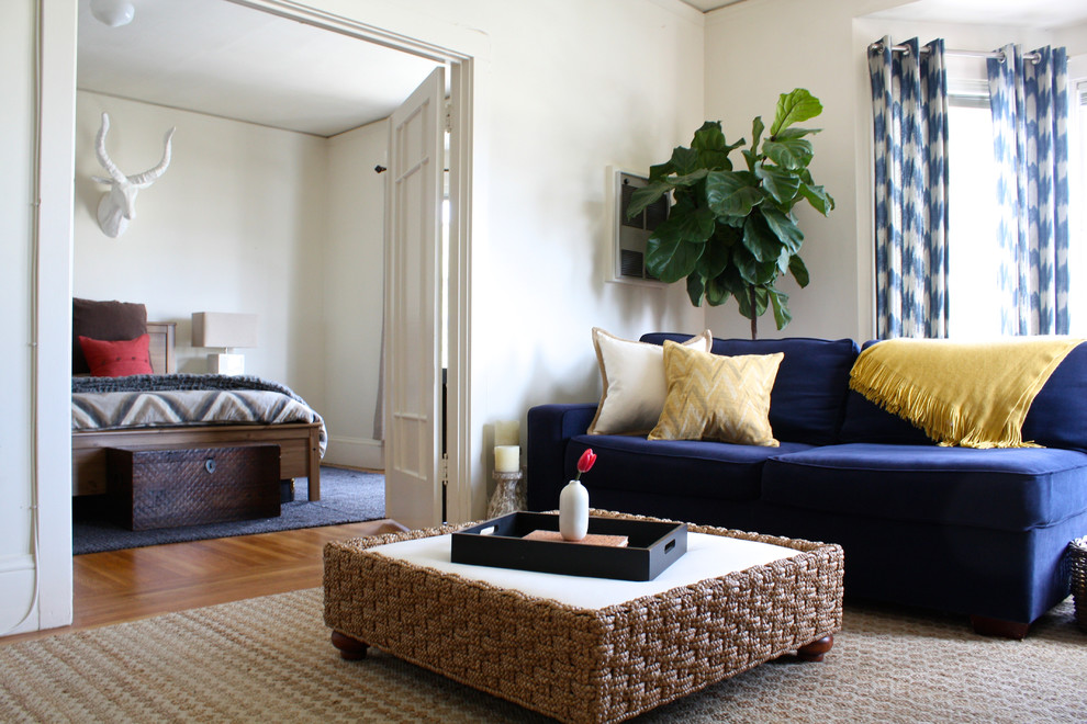Ikat Curtains Living Room Transitional with My Houzz
