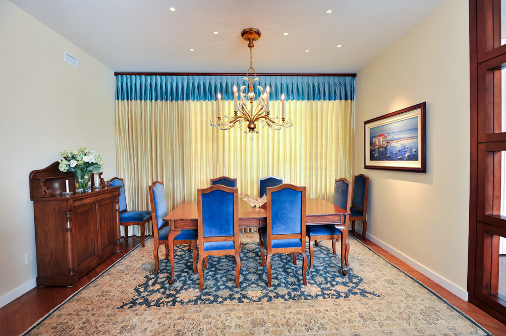Iron Chandelier Dining Room Traditional with Antique Chairs Antique Dining Table Antique Rug Blue Rug Chandelier Dining Chairs