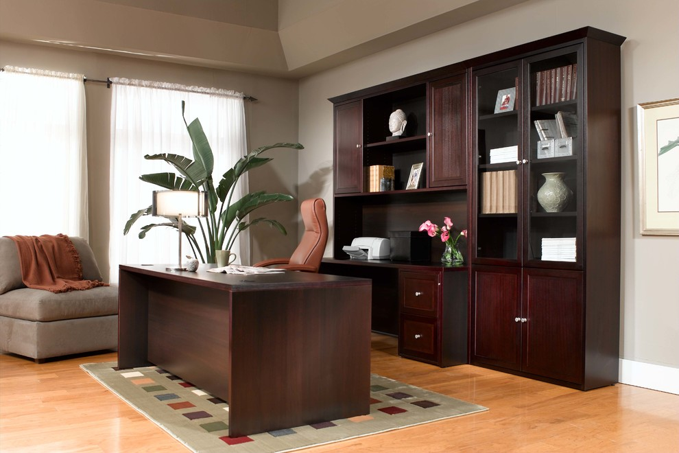 Jesper Office Home Office Traditional with Contemporary Furniture Contemporary Office Dane Design Dane Design Okc Jesper Office Modern