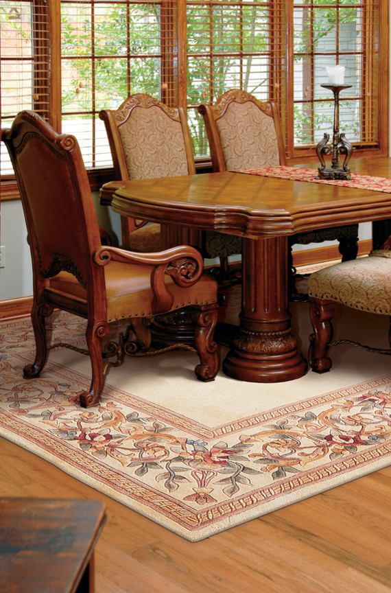 Kas Rugs Dining Room Traditional with Area Rug Carpet Dining Room Floors Home Decor Kas Kas Rugs Rug1
