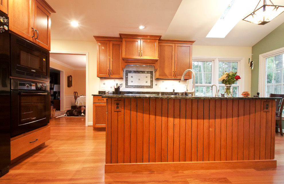 Kichler Com Kitchen Traditional with Beadboard Classic Stain Coved Crown Crown Molding Custom Custom Hood Dark Maple