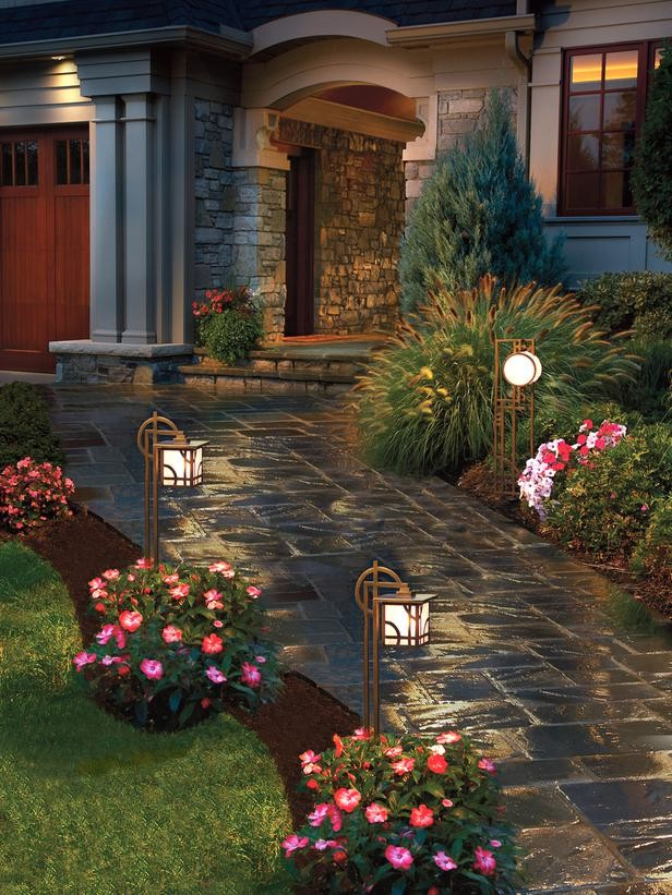 Kichler Outdoor Lighting Exterior Modern with Exterior Lighting Kichler Outdoor Lighting Path Lighting 1