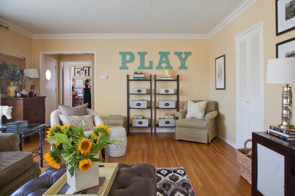 Kidkraft Play Kitchen Family Room Traditional with Childrens Room Living Room Neutral Nursery Design Online Interior Design Play Area