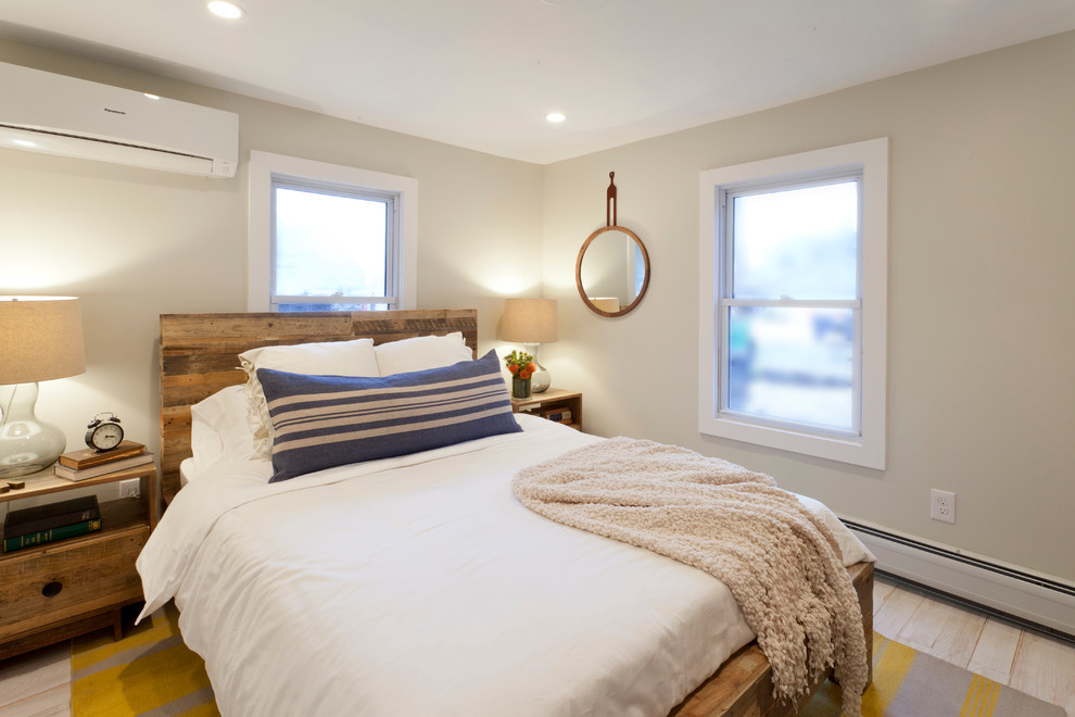 King Size Headboards Bedroom Beach with Area Rug Beach Beachy Bedroom Blue Stripe Brunelleschi Bungalow Contemporary Cousins Cousins1