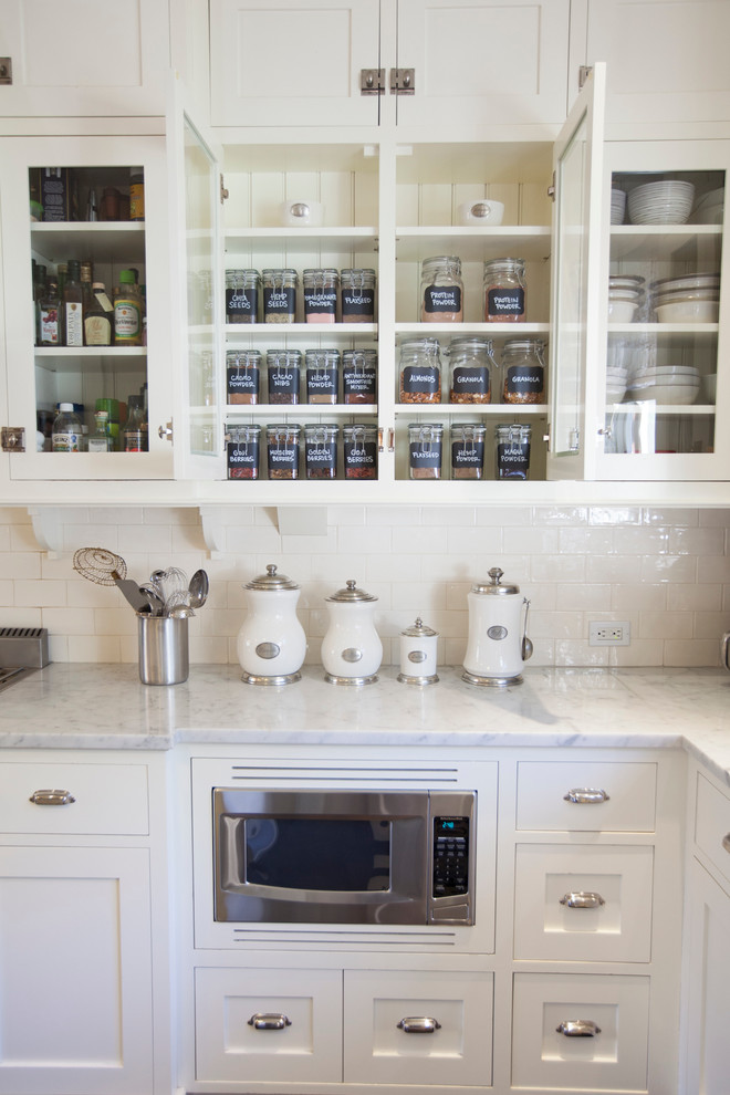 Kitchen Canister Sets Kitchen Traditional with Cup Pulls Glass Front Cabinets Kitchen Organization Ideas Kitchen Storage Ideas Labels