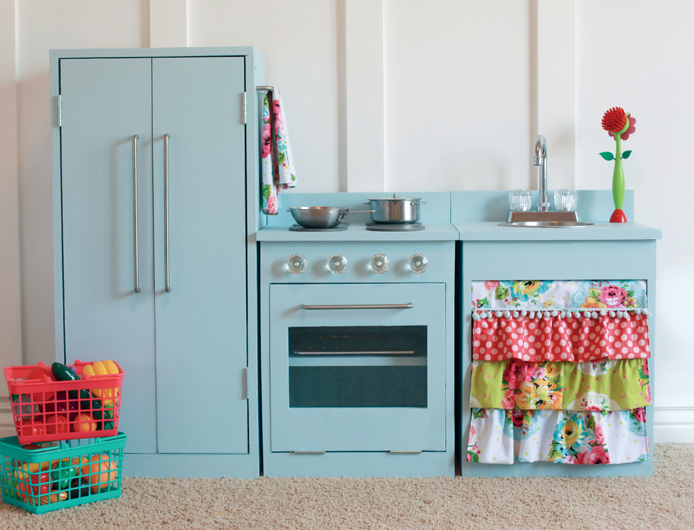 kitchen playsets Kids Traditional with none
