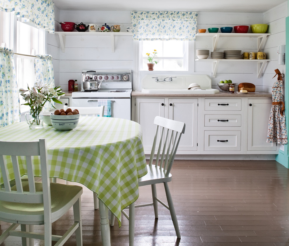 Kitchen Sink Drain Kitchen Shabby Chic with Cafe Curtains Checker Print Tablecloth Cottage Farmhouse Sink I Shpaed Kitchen Kitchen Shelves