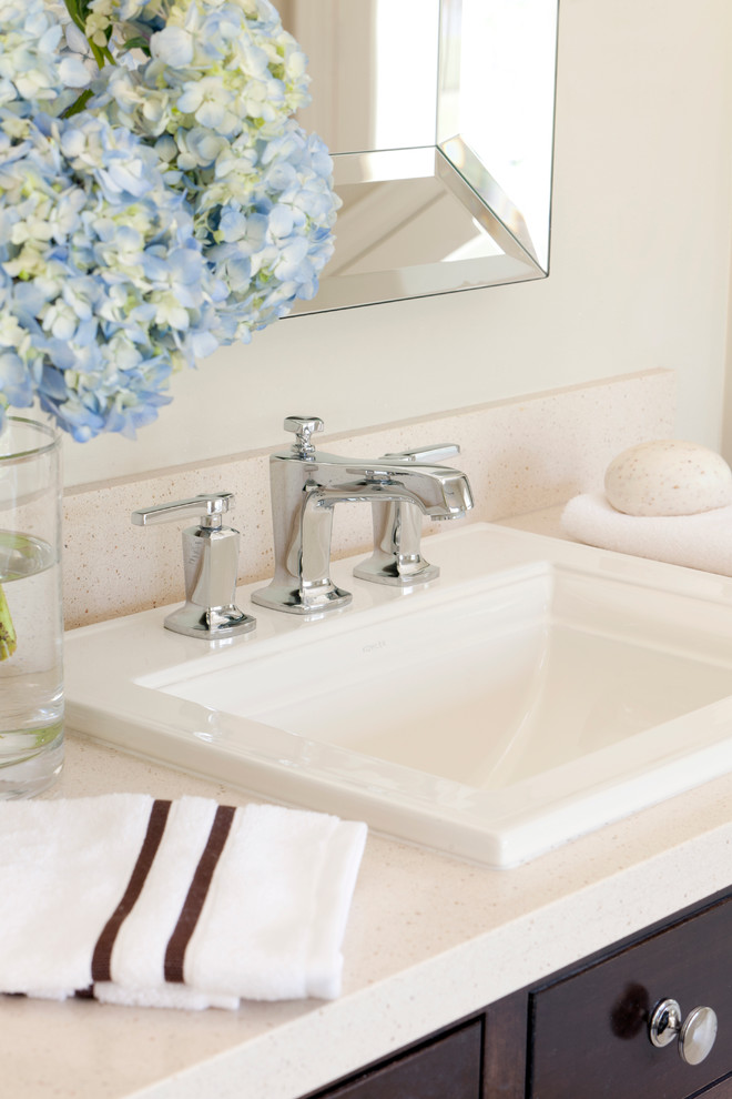 Kohler Faucets Spaces Transitional with None