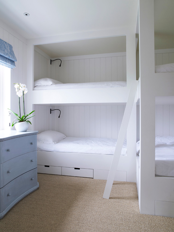 L Shaped Bunk Beds Bedroom Traditional with Bed Storage Bedroom Ideas for Teen Boys Blue Chest of Drawers Bright