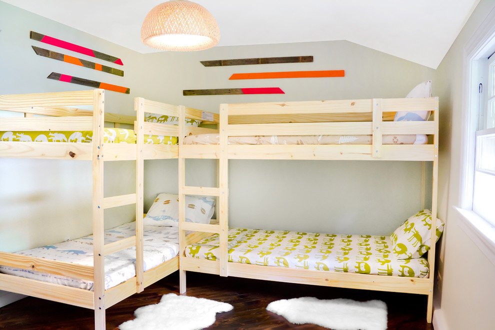 L Shaped Bunk Beds Kids Rustic with Bedroom Bunk Beds Dark Floor L Shaped Bunk Beds Pendant Lighting Shared Bedroom