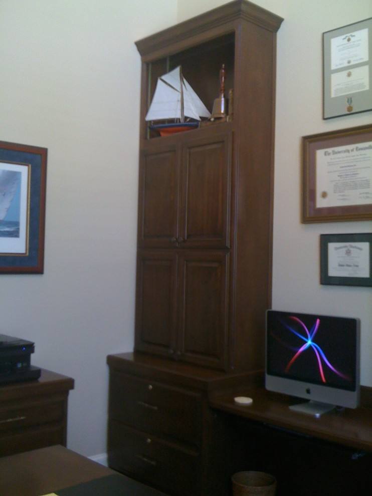Lateral File Cabinet Wood Home Office Traditional with Bookcases Built in Storage Credenza Desk Lateral File Cabinet 4