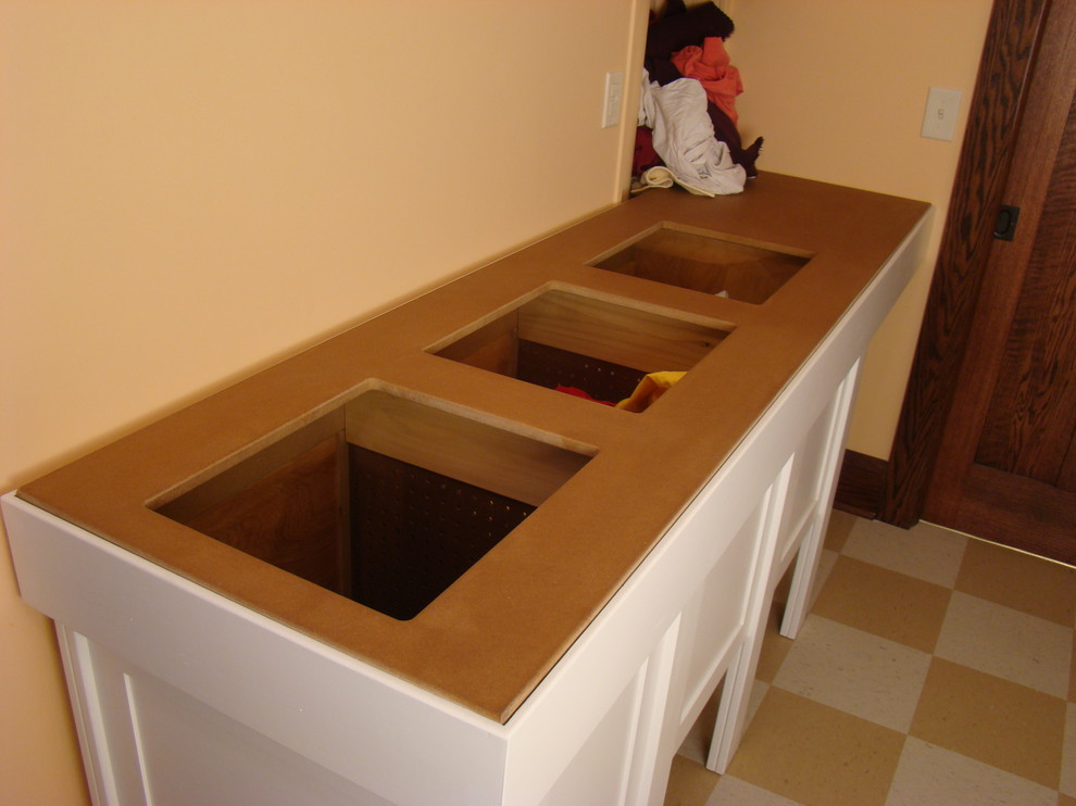 Laundry Sorter Basement Traditional with Coty Award Laundry Laundry Table Mdf Medium Density Fiberboard Sorting