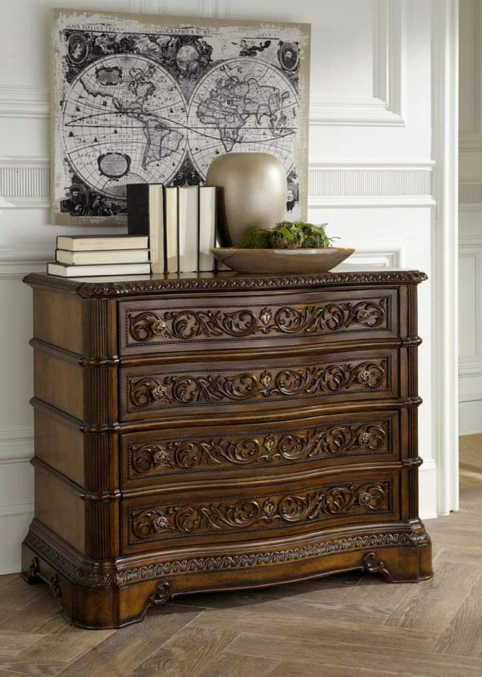 Legacy Classic Furniture Dining Room with Wood Cabinet Wood Chest Wood Design Wood Dresser Wood Storage