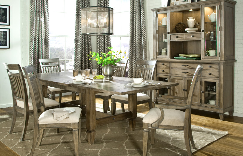 Legacy Classic Furniture Spaces Transitional with Arm Chair Brick Brown Brown Gray Brown Grey Brown Rug Brownstone Brownstone3