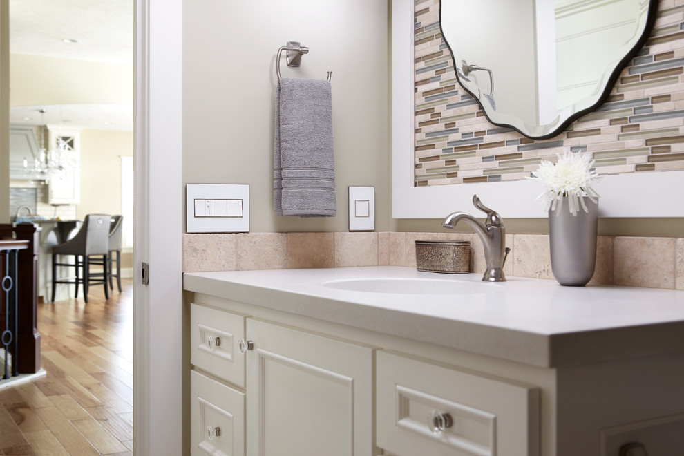 Legrand Switches Powder Room Traditional With Categorypowder  Roomstyletraditionallocationother Metro