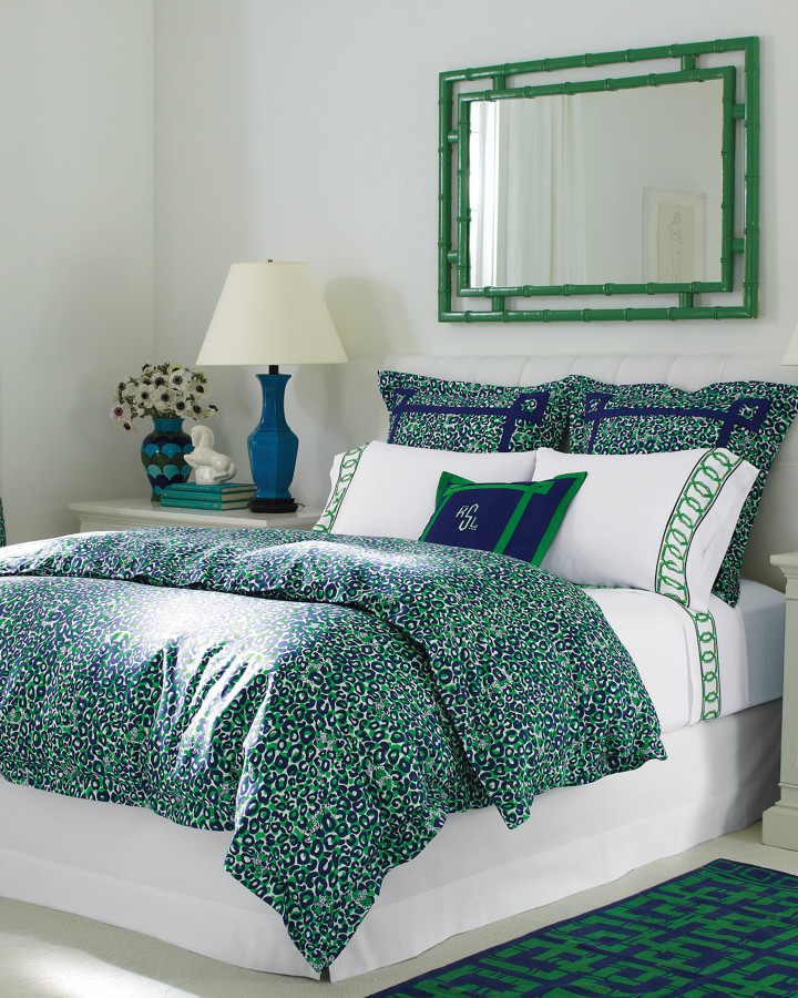 Leopard Bedding Bedroom Contemporary with Blue Bedding Blue Room Leopard Bedding Lilly Pulitzer
