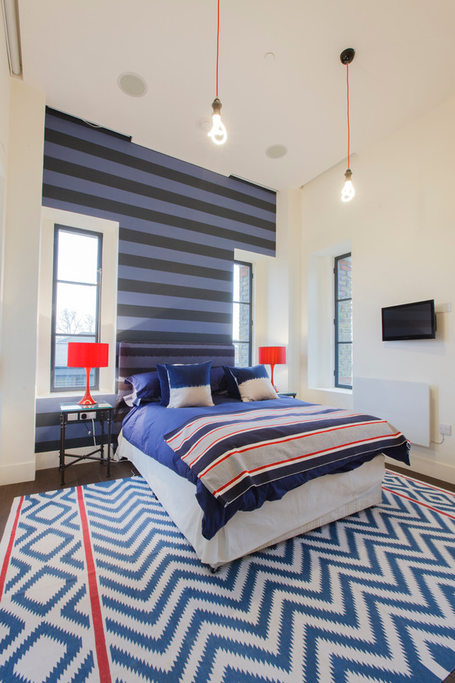 Little Tikes 7 Trampoline Bedroom Contemporary with Area Rug Bed Bedding Bedroom Ideas for Teen Boys Blue Bedroom Boys