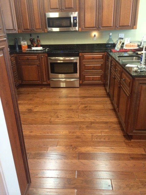 Lm Flooring Kitchen Rustic with Engineered Wood Lm Flooring Stony Brook
