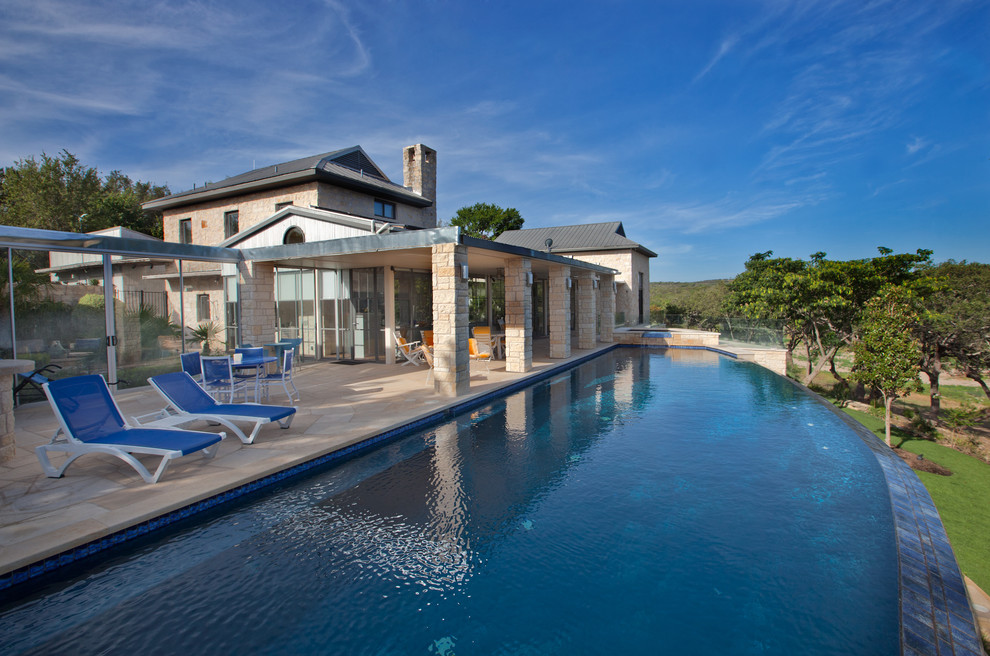 Lounge Chair Covers Pool Contemporary with Blue Outdoor Lounge Chair Covered Patio Glass Wall Grove Metal Roof Outdoor