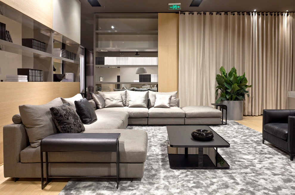 Low Profile Air Conditioner Living Room Contemporary with Accent Tables Big Sectional Sofa Camerich Camerichla Chair Coffee Table Contemporary Contemporary