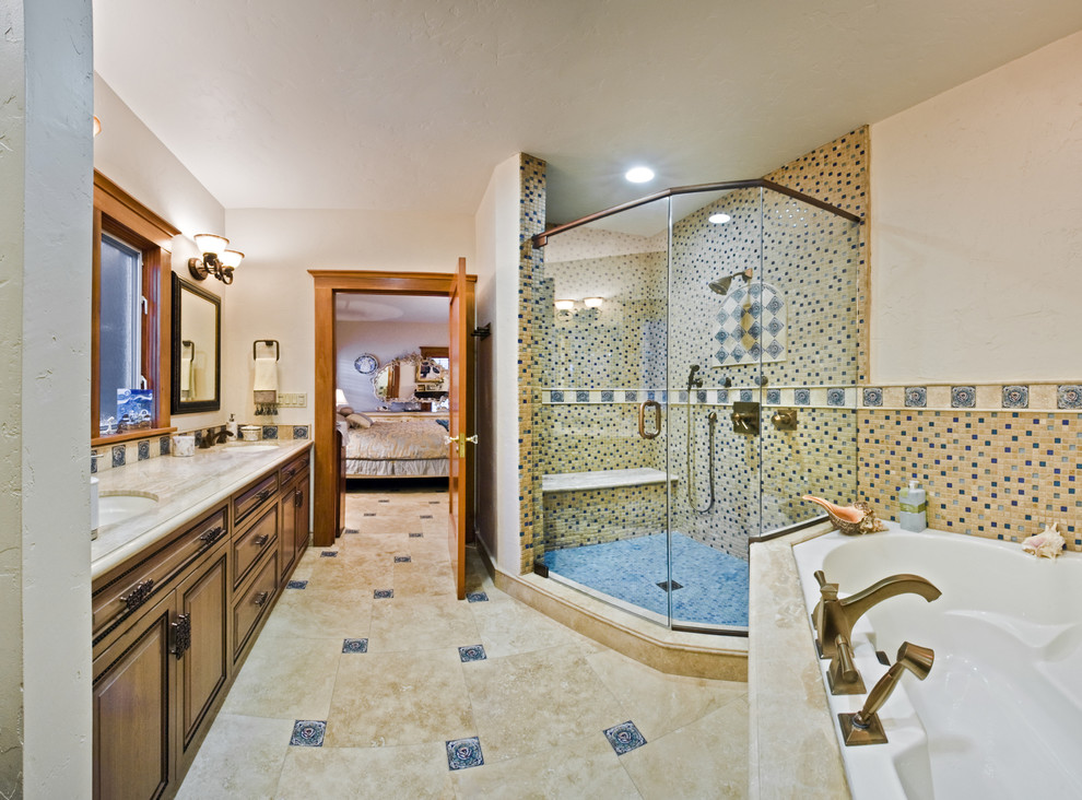 Mens Comforters Bathroom Traditional with Alhambra Architect Alhambra Bathroom Remodeling Alhambra Contractor Alhambra Design Build Alhambra Remodeling
