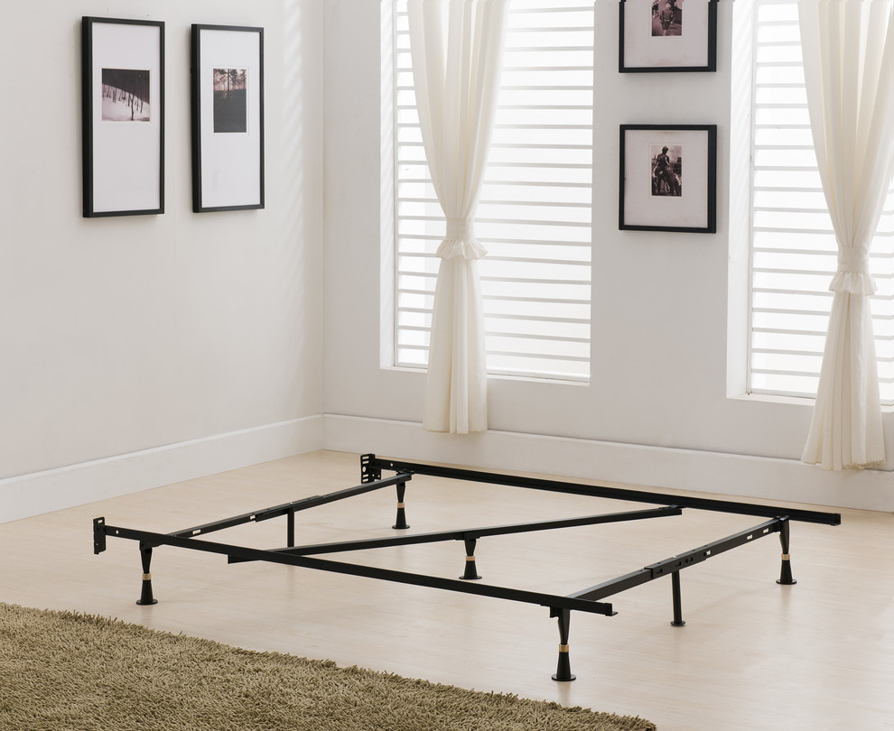metal bed frame queen Bedroom Modern with furniture Home Khome